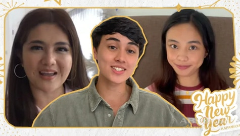 WATCH: Star Magic Family welcomes 2021