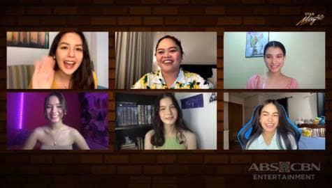 Star Magic Lounge with Chantal, Anji, Dalia, Beatriz, and Daniela Image Thumbnail