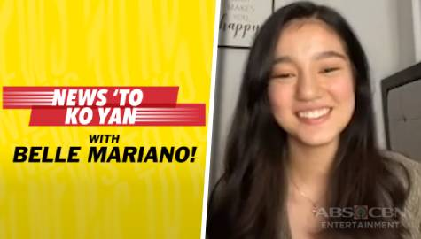 "News 'To Ko Yan: Belle Mariano talks about the cast of ""He's Into Her"" Image Thumbnail"