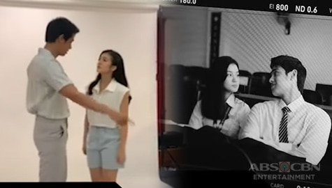 Star Magic Inside News: Official sneak peek sa pictorial ng He's Into Her! Image Thumbnail