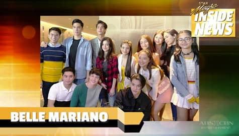 Star Magic Inside News: Belle Mariano, may mga ibinunyag na sikreto sa trailer ng He's Into Her! Image Thumbnail