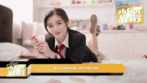 Star Magic Inside News: Belle Mariano, may bago na? Image Thumbnail
