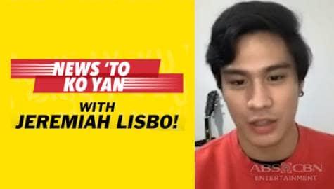 News 'To Ko Yan: How Jeremiah Lisbo got the role for Randall Echavez Image Thumbnail