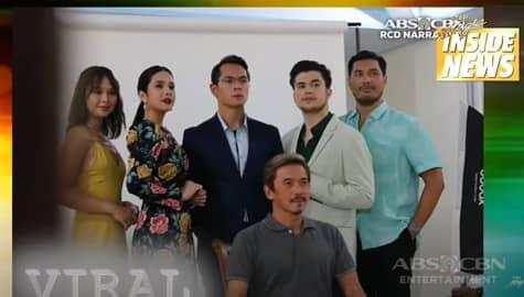 Star Magic Inside News: Cast ng bagong teleseryeng Viral, nag-share ng sarili nilang viral moments Image Thumbnail
