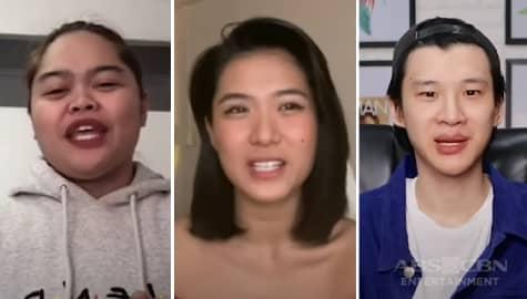 "Star Magic Inside News: Kapamilya artists react on ""FRIENDS: The Reunion"" Image Thumbnail"