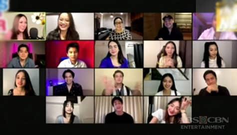 He's Into Her casts, nagkaroon ng Thanksgiving Party dahil sa success ng series Image Thumbnail