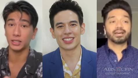Star Magic Inside News: Star Magic Dads on Father's Day! Image Thumbnail