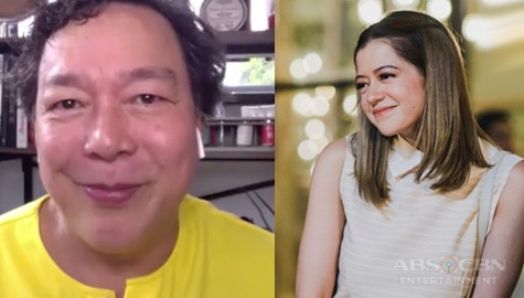 """Star Magic Inside News: Direk Sweet says Sue is an """"underrated actress"""" Image Thumbnail"""