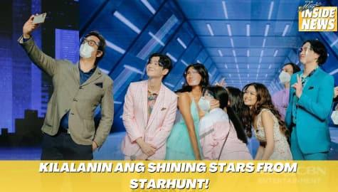 Star Magic Inside News: Kilalanin ang shining stars from Starhunt! Image Thumbnail