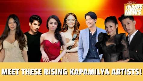 Star Magic Inside News: Meet these Rising Kapamilya Artists! Image Thumbnail