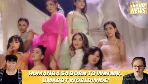 Star Magic Inside News: It's a win for BINI and Filipino Blooms! Image Thumbnail