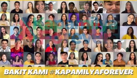 Star Magic Inside News: Bakit kami #KapamilyaForever? Image Thumbnail