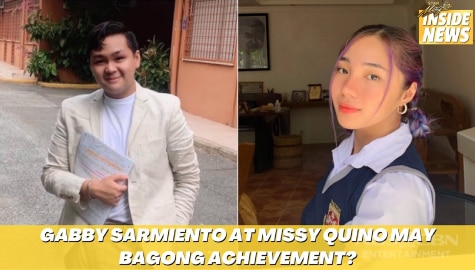 Star Magic Inside News: From Star Dreamers to academic achievers! Image Thumbnail