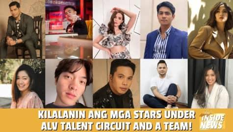 Star Magic Inside News: Kilalanin ang mga stars from ALV Talent Circuit at A Team! Image Thumbnail