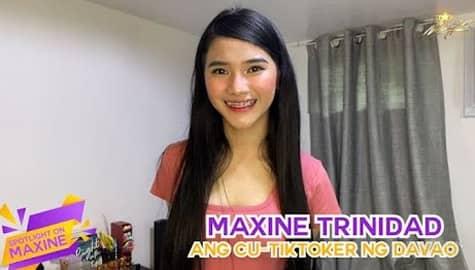 Star Magic Spotlight: From TikTok to Star Magic - meet Maxine Trinidad Image Thumbnail
