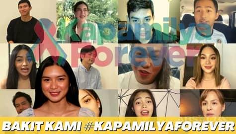 Star Magic Inside News: Bakit kami Kapamilya Forever? Image Thumbnail