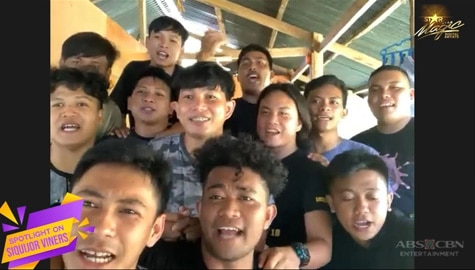 Star Magic Spotlight: Get to know the funny guys of Siquijor Viners Image Thumbnail