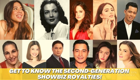 Star Magic Inside News: Here's to a new era of Philippine Showbiz Royalties! Image Thumbnail