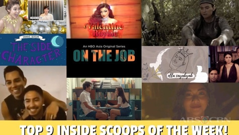 Star Magic Inside News: Top 9 inside scoops of the week! Image Thumbnail