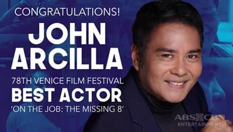 John Arcilla, nag-trending sa twitter! Thumbnail
