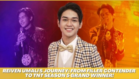 Star Magic Inside News: Reiven Umali is Tawag ng Tanghalan Season 5 grand winner! Thumbnail