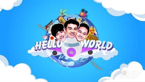 Star Magic Hello World: No passport? No visa? NO PROBLEM! Image Thumbnail