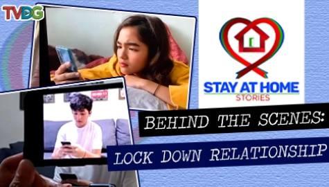 Stay at Home Stories: LDR: Lock Down Relationship Behind the Scenes Image Thumbnail