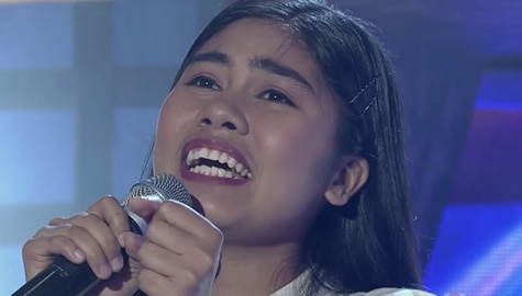 TNT 3: Metro Manila contender Honey Roche sings From This Moment Moment On Image Thumbnail
