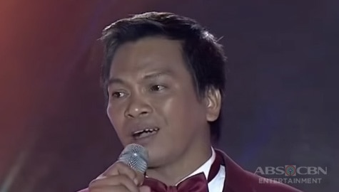 TNT 2 Huling Tapatan: Ato Arman performs medley of Freddie Aguilar's hits Image Thumbnail