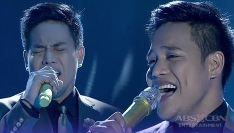 TNT 2 Huling Tapatan: Reggie Tortugo captivates audience with Guy Sebastian's Angels Brought Me Here Image Thumbnail