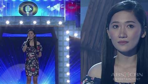 TNT 3: Mindanao contender Theresa Cuevas sings Fantasia's I Believe Image Thumbnail