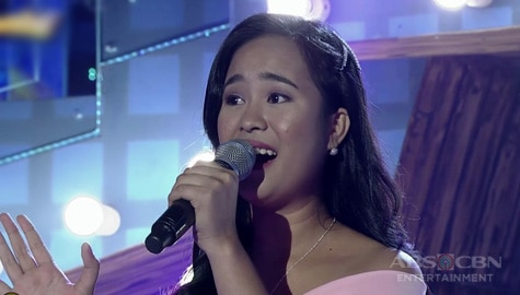 TNT 3: Mindanao contender Jeiannah Badida sings Sharon Cuneta's Pangarap Na Bituin Image Thumbnail