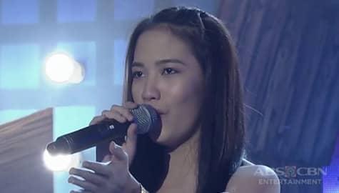 TNT: Luzon contender Ann Raniel Sacobo sings Alicia Keys' Fallin' Image Thumbnail