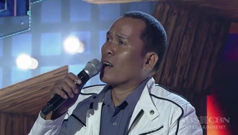 TNT: Mindanao contender Jonathan Baclayo sings Bing Rodrigo's Hiwaga ng Pag-ibig Image Thumbnail