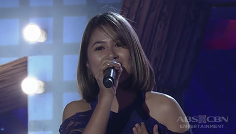 TNT 3: Mindanao contender Cherry Mae Bisande sings Lost In Your Eyes Image Thumbnail