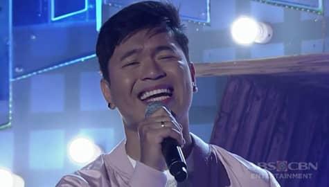 TNT: Metro Manila contender Royce Glandia sings Where Do Broken Hearts Go Image Thumbnail