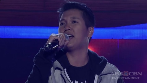 TNT: Mindanao contender Mary Rose Galagnara sings Someone Who Believes in You Image Thumbnail