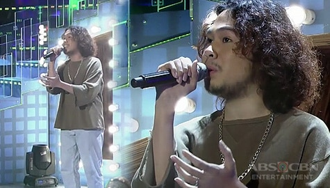 TNT 3: Luzon contender Elijah Vibar sings  Over And Over Again Image Thumbnail