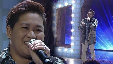TNT 3: Visayas contender Nina Jaro sings Himala Image Thumbnail