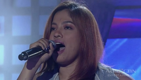 TNT 3: Luzon contender Jerleth Luna sings Wind Beneath My Wings Image Thumbnail