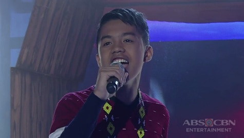 TNT 3: Mindanao contender Keith Sugnot sings Suddenly Image Thumbnail