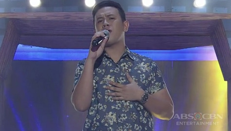 TNT 3: Mindanao contender Daryl Obelidon sings Ngayong Nandito Ka Image Thumbnail