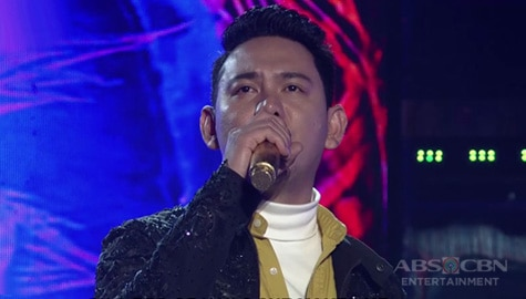 TNT 3 Quarter 4 Semifinals Day 4: Julius Cawaling sings With Or Without You Image Thumbnail