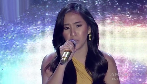 TNT 3 Quarter 4 Semifinals Day 4: Shantal Cuizon sings Someone Who Believes In You Image Thumbnail