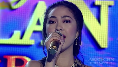 TNT 3 Quarter 4 semifinals Day 5: Mariane Osabel sings A Piece Of Sky Image Thumbnail