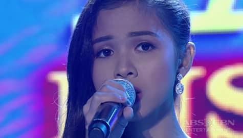 TNT 3 Instant Resbak: Shaina Mae Allaga sings Your Song Image Thumbnail