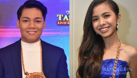 TNT 3: Rafaello Cañedo at Shaina Mae Allaga, matagumpay na nakapasok sa grand finals! Image Thumbnail
