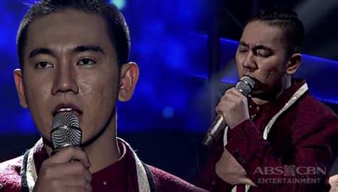 TNT 3 Ang Huling Tapatan: John Michael Dela Cerna gets standing ovation from the hurados Image Thumbnail