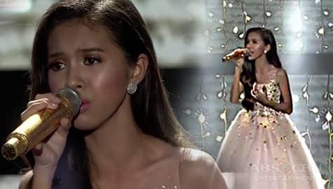 """TNT 3 Ang Huling Tapatan: Shaina Mae Allaga impresses audience with Sarah Geronimo's """"Forever's Not Enough"""" Image Thumbnail"""