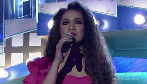 TNT Celebrity Edition: Anton Diva performs Regine Velasquez' Shine Image Thumbnail